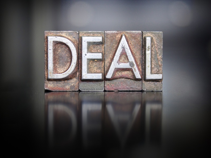 En god deal, tilbud på gaver som træningsudstyr, elektronikeller gavekort